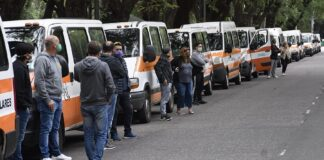 Eximieron de tasas a transportistas