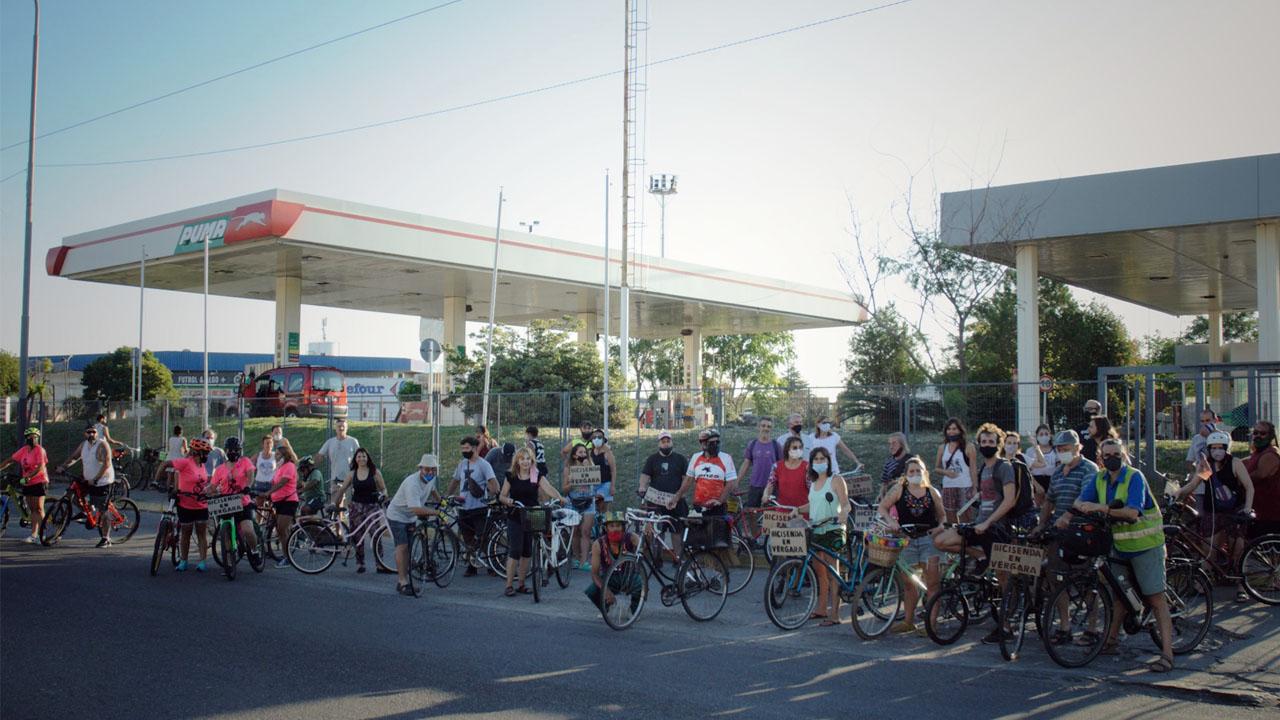 Hurlingham en Bicicleta