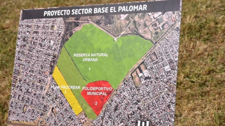El Palomar: Los detalles