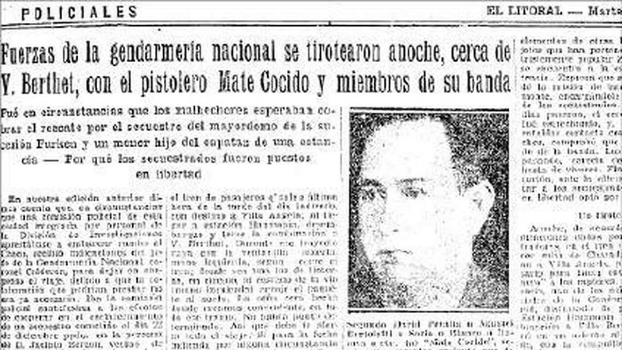 Mate Cosido, el Robin