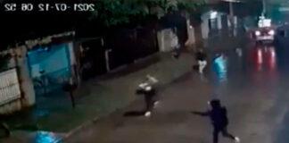 Durante un asalto, en La Matanza hirieron de dos balazos a un enfermero