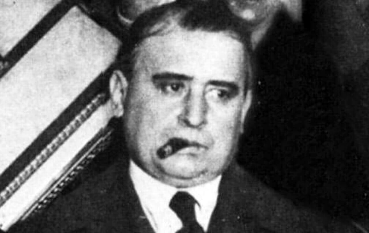 Natalio Botana Director del Diario Crítica