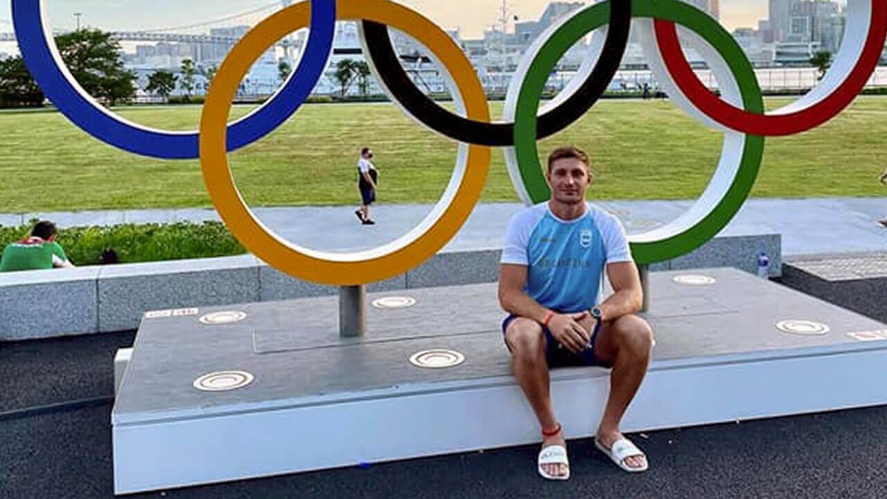 Juegos Olímpicos: El ex Emaús y jugador de SITAS de El Palomar nos trajo el bronce!