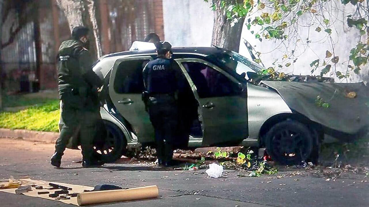 Castelar: Un policía federal mató a un asaltante e hirió otro