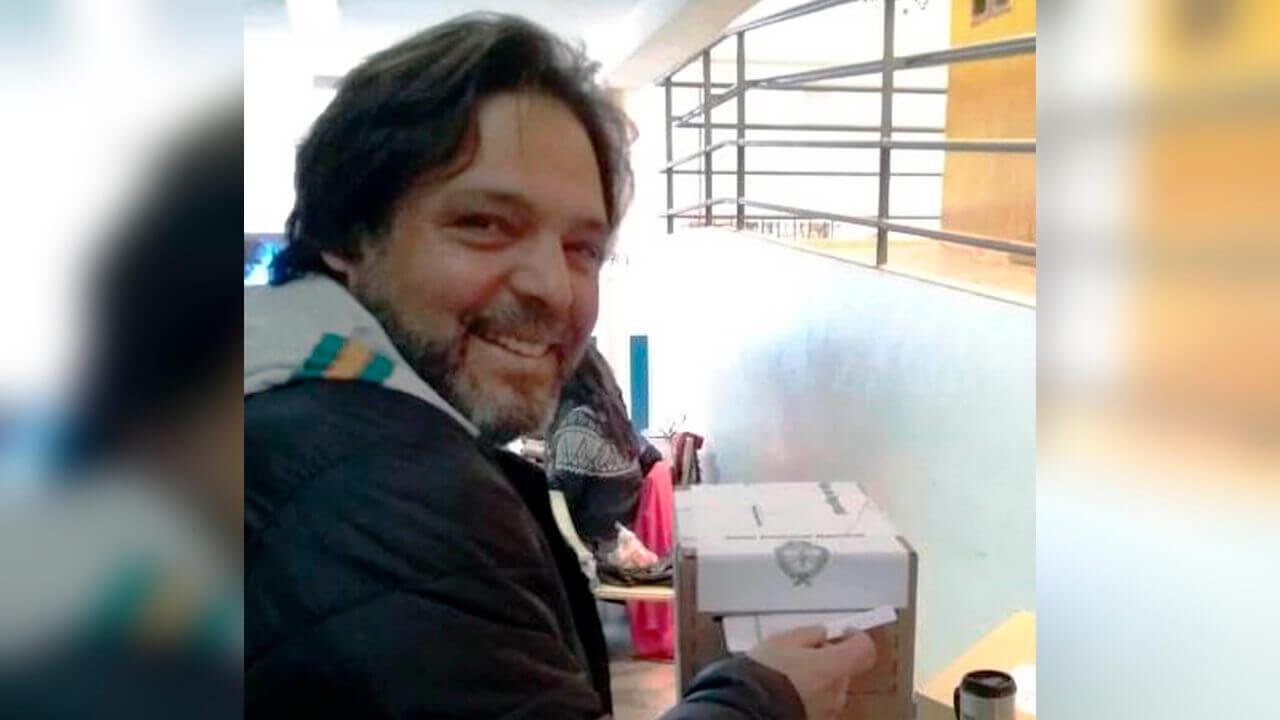 Diego Spina de Nuevo Encuentro es candidato a senador provincial