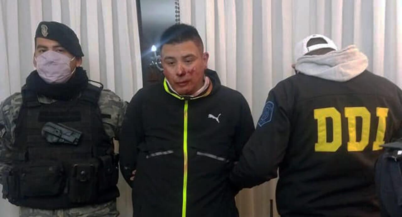 Se tirotean con la Policía en Castelar Norte pero logran detenerlos
