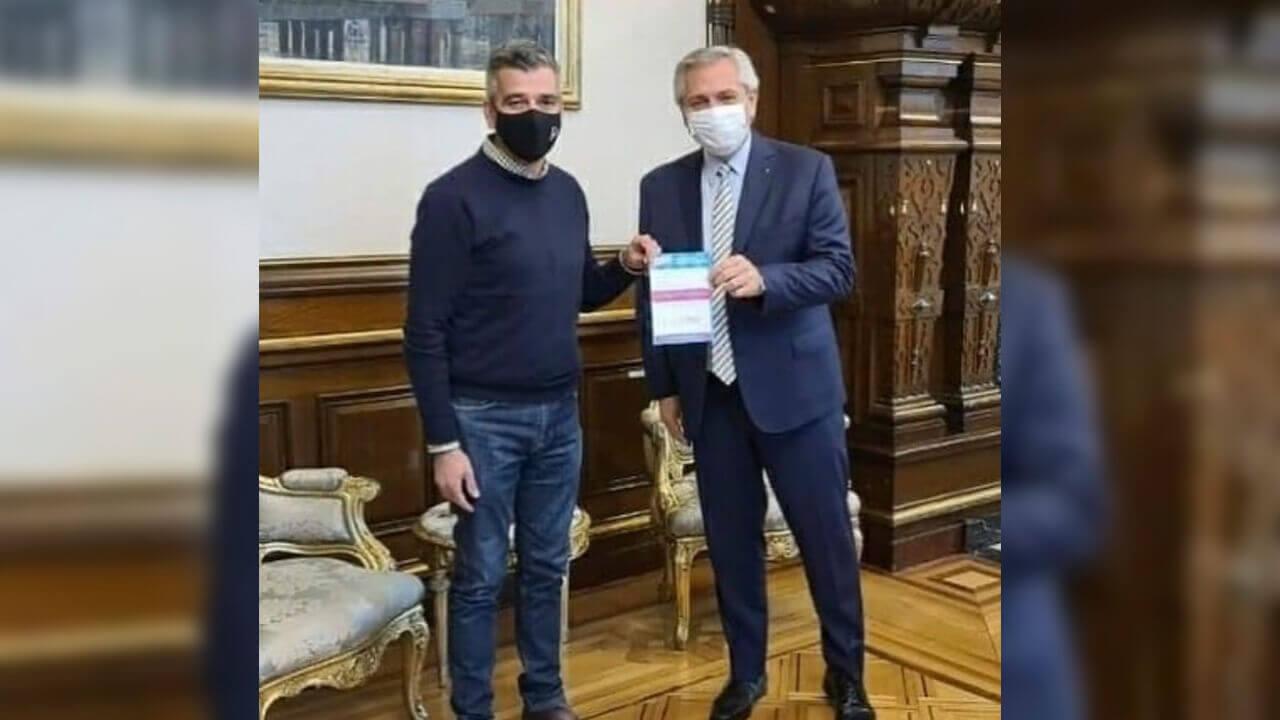 Hoy el Presidente Fernández confirma a Zabaleta como Ministro de Desarrollo Social
