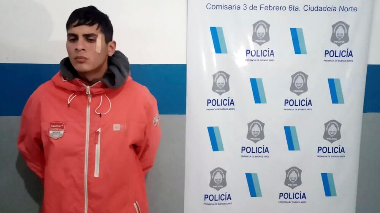 Detuvieron al femicida de la vecina de Ituzaingó