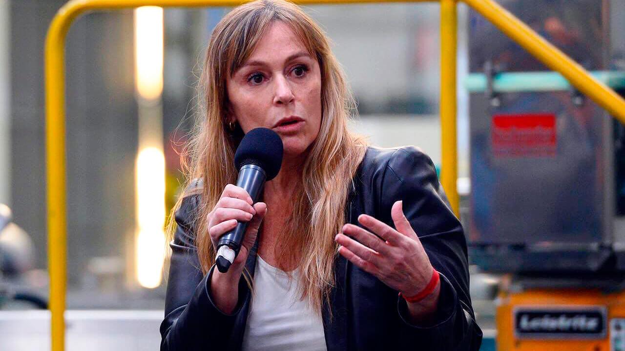 Es vecina de Morón y asumirá como Senadora de la Nación Argentina