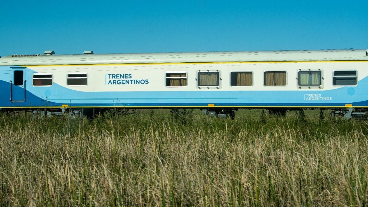 Trenes de larga distancia