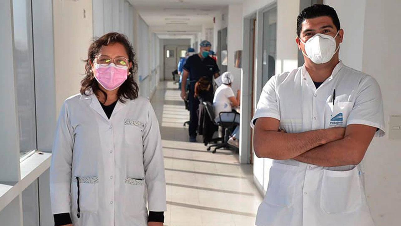 El Hospital Posadas y