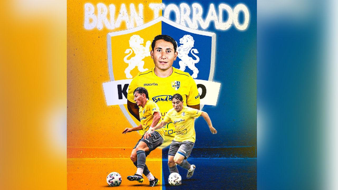 Brian Torrado, el joven