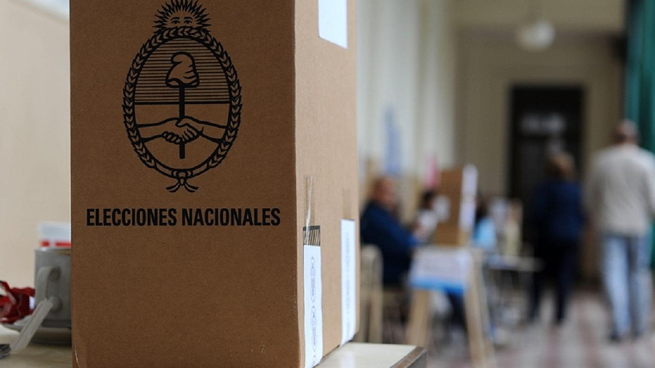 Padrón Electoral PASO 2021