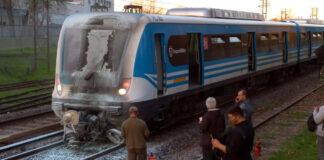Morón: El Ferrocarril arrolló y mató a un motociclista