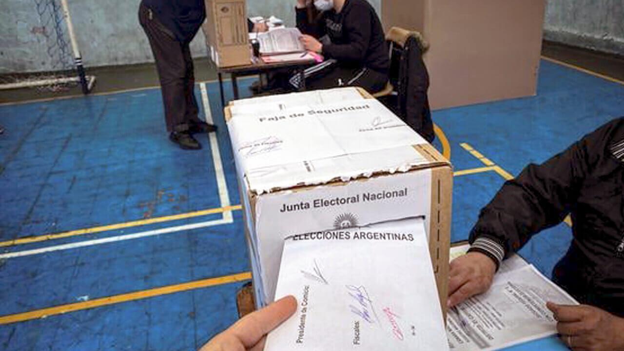 Elecciones Argentinas PASO 2021