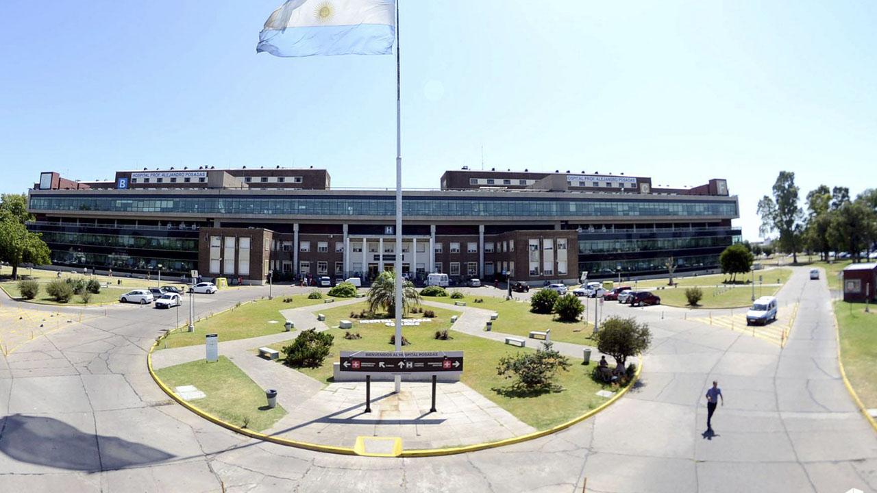 El Hospital Posadas celebra