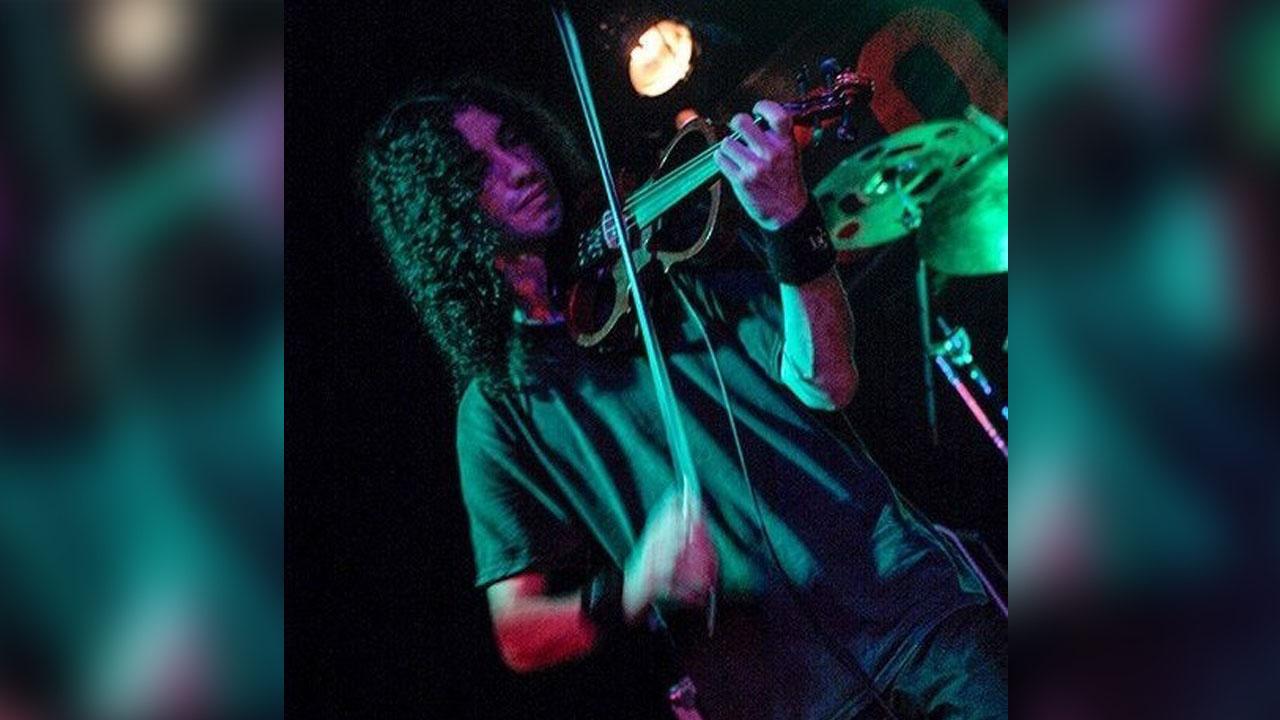 Juan Doudi, el violinista