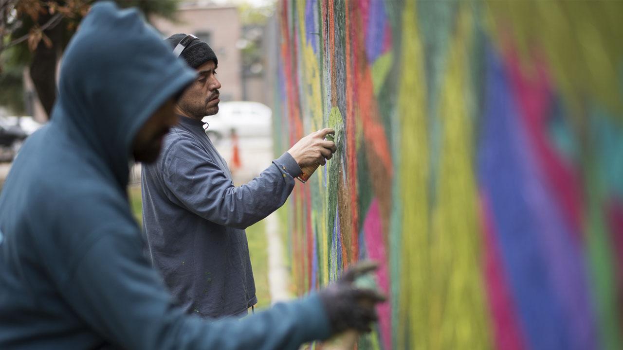 Morón: Convocan artistas